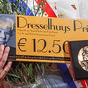 NLD/Amsterdam/20150430 - Uitreiking Mary Dresselhuys Prijs 2015,