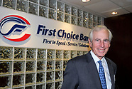 Robert Franko, president and CEO of First Choice Bank