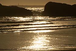 Sunset at Kalaloch Beach 4, Olympic Peninsula, Washington, US