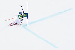 RAICH Benjamin of Austria competes during the 1st Run of 7th Men's Giant Slalom - Pokal Vitranc 2013 of FIS Alpine Ski World Cup 2012/2013, on March 9, 2013 in Vitranc, Kranjska Gora, Slovenia. (Photo By Vid Ponikvar / Sportida.com)
