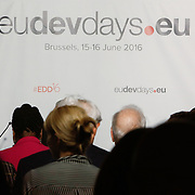 20160615 - Brussels , Belgium - 2016 June 15th - European Development Days - Sustainable energy enterprises and the role of public-private partnerships - EABF Workshop © European Union