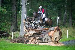 Donckers Karin, (BEL), Fletcha van't Verahof<br /> Longines FEI European Eventing Chamionship 2015 <br /> Blair Castle<br /> © Hippo Foto - Jon Stroud