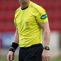 St Johnstone v Turriff Utd FC.. 02.08.16  IRN-BRU CUP 1st Round  <br />Referee Chris Fordyce<br />Picture by Graeme Hart.<br />Copyright Perthshire Picture Agency<br />Tel: 01738 623350  Mobile: 07990 594431