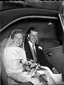 1958 Wedding, O'Sullivan/Keohan