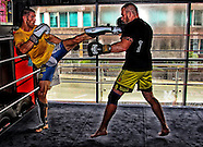 ImpactLPA MMA Training Days