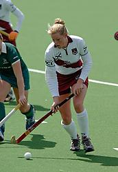 08-05-2005 HOCHEY: AMSTERDAM-ROTTERDAM: AMSTELVEEN<br /> Amsterdam wint met 3-0 van Rotterdam - Miek van Geenhuizen <br /> ©2005-WWW.FOTOHOOGENDOORN.NL