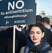 Antisemitism Rally 26th March 2018