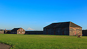 USA, Washington, Fort Vancouver National Historic Site.