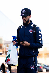 Chris Taylor of Bristol Flyers - Photo mandatory by-line: Ryan Hiscott/JMP - 27/10/2019 - BASKETBALL - Plymouth Pavilions - Plymouth, England - Plymouth Raiders v Bristol Flyers - British Basketball League Cup