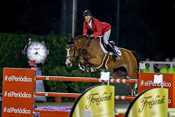 Bruynseels Niels, BEL, Gancia de Muze<br /> Longines FEI Jumping Nations Cup™ Final<br /> Barcelona 20128<br /> © Hippo Foto - Dirk Caremans<br /> 05/10/2018