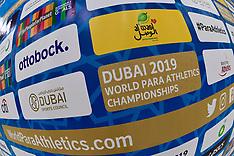 2019 World ParaAthletics World Championships, Dubai, UAE