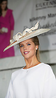 30/07/2015 report free : Winners Announced in Kilkenny Best Dressed Lady, Kilkenny Best Irish Design &amp; Kilkenny Best Hat Competition at Galway Races Ladies Day <br /> At the event was Marie Cullinan, Turloughmore. Photo:Andrew Downes, xposure