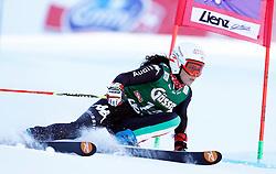 28.12.2013, Hochstein, Lienz, AUT, FIS Weltcup Ski Alpin, Damen, Riesenslalom 2. Durchgang, im Bild Federica Brignone (ITA) // Federica Brignone of (ITA) during ladies Giant Slalom 2 nd run of FIS Ski Alpine Worldcup at Hochstein in Lienz, Austria on 2013/12/28. EXPA Pictures © 2013, PhotoCredit: EXPA/ Oskar Höher