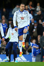 John Terry of Chelsea during warm ups - Mandatory by-line: Jason Brown/JMP - 08/05/17 - FOOTBALL - Stamford Bridge - London, England - Chelsea v Middlesbrough - Premier League