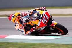 June 16, 2018 - Barcelone, Espagne - MARC MARQUEZ - SPANISH - REPSOL HONDA TEAM - HONDA (Credit Image: © Panoramic via ZUMA Press)