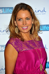 Jasmine Harman attends the Mind Media Awards 2012, BFI Southbank, Belvedere Road, London, United Kingdom, November 19, 2012. Photo by Chris Joseph / i-Images.