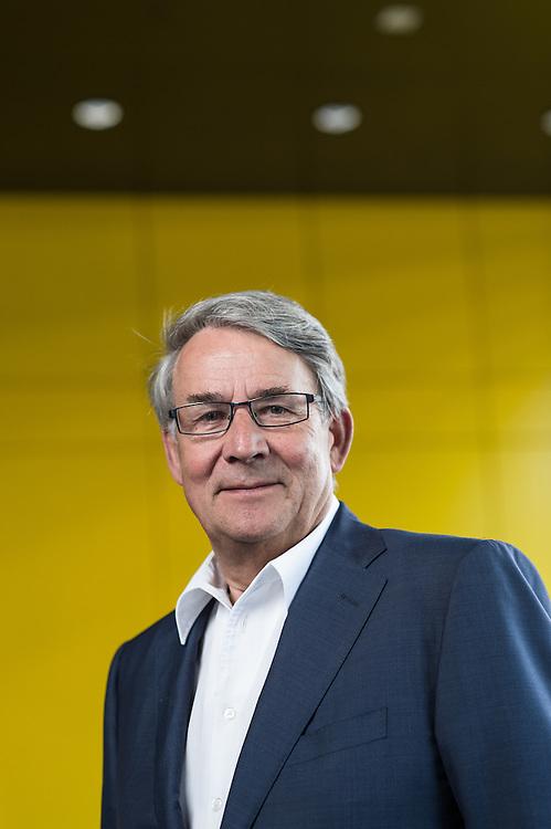 Urs Schwaller, président du conseil d'administration de La Poste Suisse SA. Berne, 19 juillet 2016.