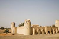 Al Ain, UAE, Al Jahli Fort in Al Ain