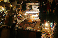 Morocco, Marrakesh, the souk in the old medina