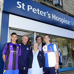 St Peters Hospice Visit