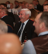 Bobby Wilson, right back in Dundee FC 1973 Scottish League Cup winning side, enjoying his evening<br /> <br />  - &copy; David Young - www.davidyoungphoto.co.uk - email: davidyoungphoto@gmail.com