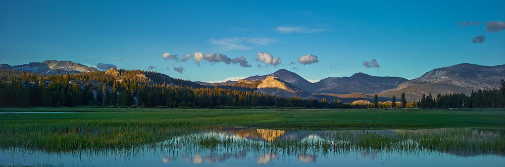 Tuolomne Meadows, Yosemite National Park