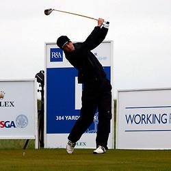 118th  Amateur Championship | Royal Cinque Porst Golf Club | 22 June 2013