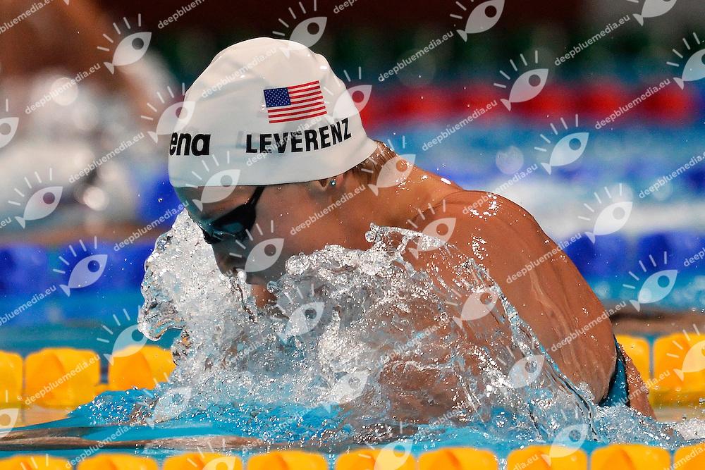 Caitlin Leverenz USA Women's&nbsp;200m&nbsp;Individual&nbsp;Medley <br /> Swimming - Nuoto <br /> Barcellona 28/7/2013 Palau St Jordi <br /> Barcelona 2013 15 Fina World Championships Aquatics <br /> Foto Andrea Staccioli Insidefoto