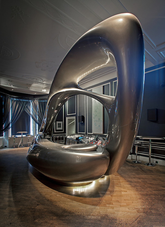 home house private memebers club portman square, london, england, uk, interior architecture design zaha hadid bar