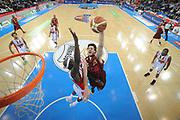 DESCRIZIONE : Torino Coppa Italia Final Eight 2012 Quarti Di Finale Scavolini Siviglia Pesaro Umana Venezia<br /> GIOCATORE : Daniele Magro Jumaine Jones<br /> CATEGORIA : special tiro stoppata<br /> SQUADRA : Scavolini Siviglia Pesaro Umana Venezia<br /> EVENTO : Suisse Gas Basket Coppa Italia Final Eight 2012<br /> GARA : Scavolini Siviglia Pesaro Umana Venezia<br /> DATA : 17/02/2012<br /> SPORT : Pallacanestro<br /> AUTORE : Agenzia Ciamillo-Castoria/C.De Massis<br /> Galleria : Final Eight Coppa Italia 2012<br /> Fotonotizia : Torino Coppa Italia Final Eight 2012 Quarti Di Finale Scavolini Siviglia Pesaro Umana Venezia<br /> Predefinita :