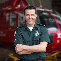 SCAA Paramedics Training Course...15.09.14<br /> Philip Campbell<br /> Picture by Graeme Hart.<br /> Copyright Perthshire Picture Agency<br /> Tel: 01738 623350  Mobile: 07990 594431