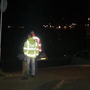 NLD/Huizen/20081116 - Zoekactie naar vermist meisje op het surfstrand van Huizen