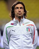 Fussball International, Italienische Nationalmannschaft  Italien - Kamerun 03.03.2010 Andrea Pirlo (ITA)
