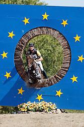 Martens Vincent - Lamicell Chumbawumba<br /> European Championship Pratoni del Vivaro 2007<br /> Photo © Hippo Foto