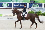 Zaneta Skowronska - Mystery<br /> Alltech FEI World Equestrian Games™ 2014 - Normandy, France.<br /> © DigiShots