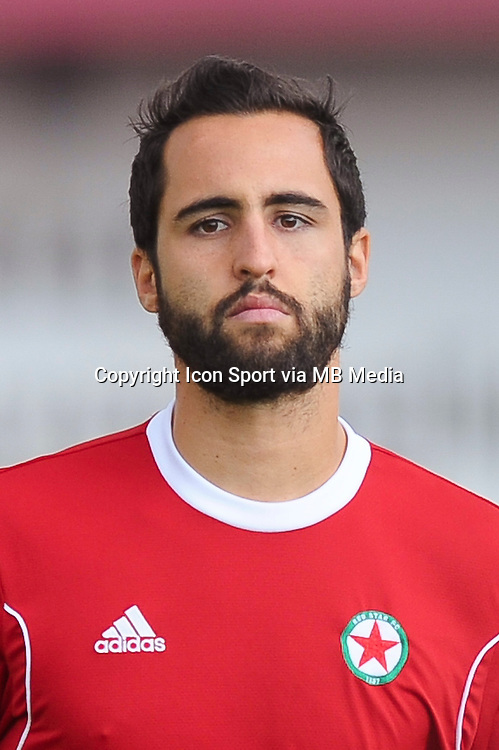 Florian Makhedjouf - 08.10.2015 - Creteil / Red Star - match amical<br /> Photo : Andre Ferreira / Icon Sport