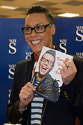Gok Wan Signs Copies of his autobiography &quot;Through Thick and Thin&quot; and poses for photos with fans at WH Smiths Meadowhall Sheffield  20th October 2010 <br /> Images &copy; Paul David Drabble