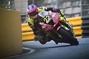 Paul JORDAN, GBR, Dafabet Devitt Racing KAWASAKI ZX10-RR<br /> <br /> 65th Macau Grand Prix. 14-18.11.2018.<br /> Suncity Group Macau Motorcycle Grand Prix - 52nd Edition.<br /> Macau Copyright Free Image for editorial use only