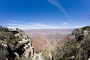 The Grand Canyon, Arizona.Angel Bright Trail, The Grand Canyon, Arizona.