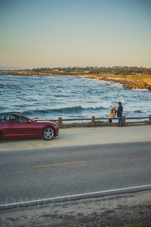 17 Mile Drive, Pacific Grove, Monterey, California