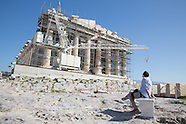 Acropolis of Athens, 2016