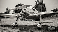 1938 Ryan SC-W at the Northwest Antique Airplane Club FlyIn, Scapoose, OR.