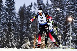 March 8, 2019 - –Stersund, Sweden - 190308 Synnøve Solemdal of Norway competes in the Women's 7.5 KM sprint during the IBU World Championships Biathlon on March 8, 2019 in Östersund..Photo: Petter Arvidson / BILDBYRÃ…N / kod PA / 92247 (Credit Image: © Petter Arvidson/Bildbyran via ZUMA Press)