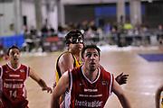 DESCRIZIONE : Vigevano Lega A2 2009-10 Playoff Miro Radici Fin. Vigevano - Trenkwalder Reggio Emilia<br /> GIOCATORE : Banti<br /> SQUADRA : Vigevano<br /> EVENTO : Playoff Lega A2 2009-2010<br /> GARA : Miro Radici Fin. Vigevano - Trenkwalder Reggio Emilia<br /> DATA : 14/05/2010<br /> CATEGORIA : Curiosita'<br /> SPORT : Pallacanestro <br /> AUTORE : Agenzia Ciamillo-Castoria/D.Pescosolido