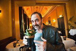 American comic Rick Shapiro, who is appearing at the Edinburgh Fringe.
