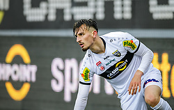 27.04.2019, Cashpoint Arena, Altach, AUT, 1. FBL, Cashpoint SCR Altach vs FC Wacker Innsbruck, Qualifikationsgruppe, 28. Spieltag, im Bild Mergim Berisha (SCR Altach) // during the tipico Bundesliga qualification group, 28th round match between Cashpoint SCR Altach and FC Wacker Innsbruck at the Cashpoint Arena in Altach, Austria on 2019/04/27. EXPA Pictures © 2019, PhotoCredit: EXPA/ Peter Rinderer