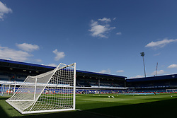 A general view of Loftus Road prior to kick off - Photo mandatory by-line: Dougie Allward/JMP - Mobile: 07966 386802 - 16/05/2015 - SPORT - football - London - Loftus Road - QPR v Newcastle United - Barclays Premier League