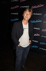 GLEN MATLOCK from the Sex Pistols at a party to celebrate Zandra Rhodes's return to London Fashion week and the launch of a limited edition of M.A.C makeup at Silver, 17 Hanover Square, London W1 on 20th September 2006.<br />
