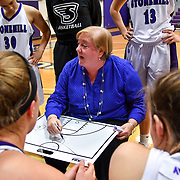 12-02-17 Stonehill Women's Basketball