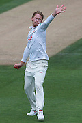 Essex bowler Tom Westley during the Specsavers County Champ Div 2 match between Sussex County Cricket Club and Essex County Cricket Club at the 1st Central County Ground, Hove, United Kingdom on 17 April 2016. Photo by Bennett Dean.